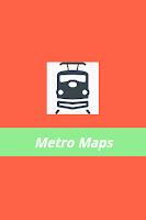 Screenshot of Xplore Metro Maps