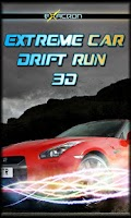 Screenshot of Extreme car drift run 3D