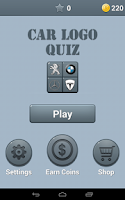 Screenshot of Car Logo Quiz