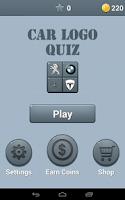 Screenshot of Car Logo Quiz