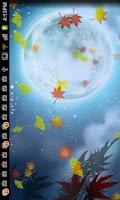 Screenshot of Autumn tint Live Wallpaper
