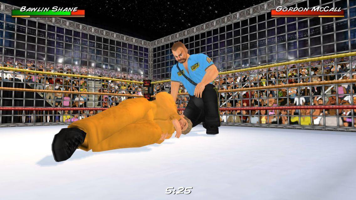 Wrestling Revolution 3D Screenshot 6
