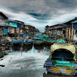 by Ayahnya Cakrabuwana - Transportation Boats