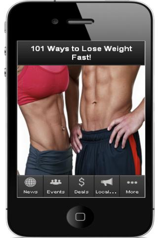 101 Ways to Lose Weight Fast