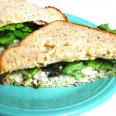 Ina's Chicken Salad Sandwiches