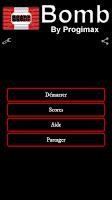 Screenshot of Bomb