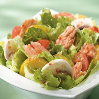 Lettuce Salad Salmon Recipes