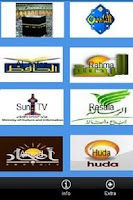 Screenshot of Islamic TV