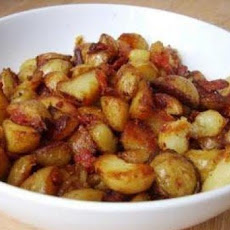 Bacon-Fried Potatoes