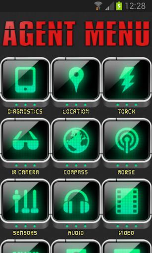 Secret Agent PRO - screenshot