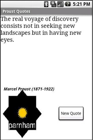 Proust Quotes