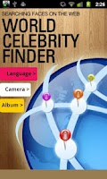 Screenshot of World Celebrity Finder 1.08