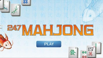 Screenshot of 247 Mahjong