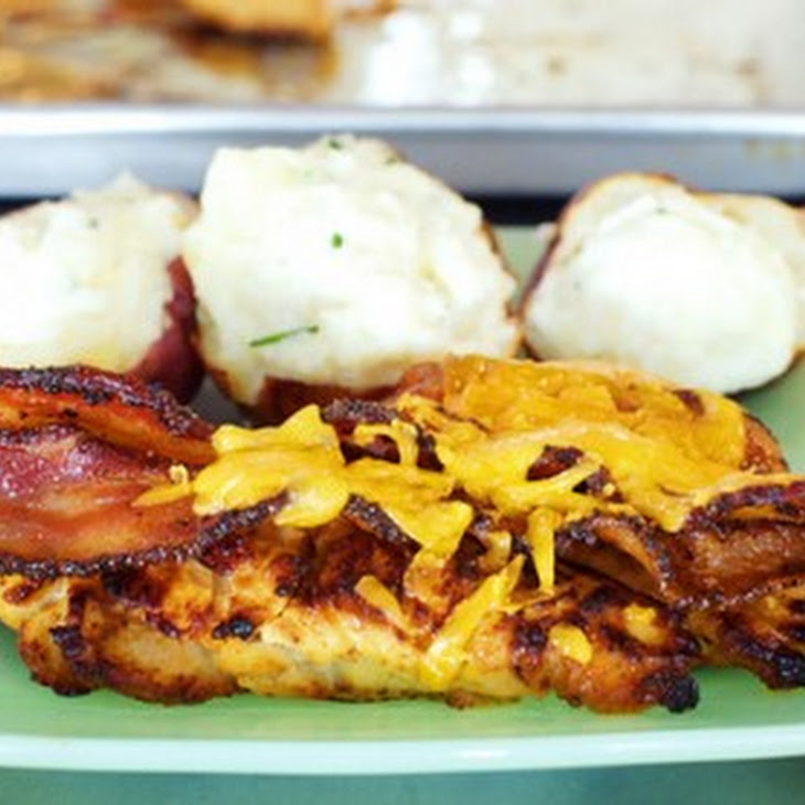 Ranch Style Chicken Recipe | Yummly