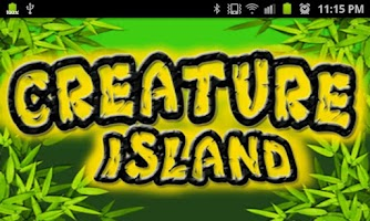 Screenshot of Creature Island
