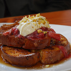 Texas Sized French Toast