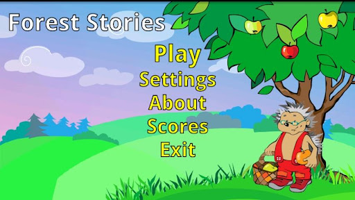 Forest stories for kids