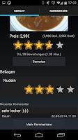 Screenshot of SIGFOOD (Mensa Uni Erlangen)