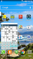 Screenshot of Sudoku Vision