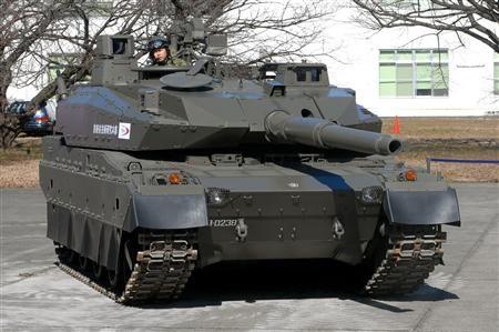 にほんの 次期 主力 戦車