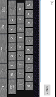 Screenshot of Keycraft Minecraft Keyboard