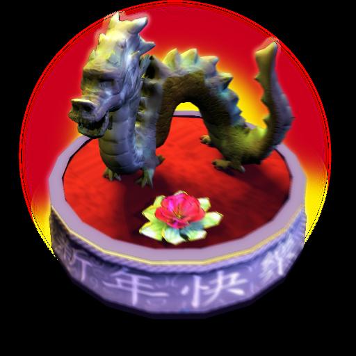 娛樂必備App|Chinese New Year LWP LOGO-綠色工廠好玩App