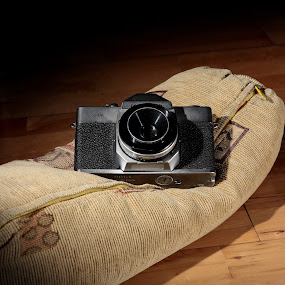 mamiya by Rully Kustiwa - Artistic Objects Still Life ( strobist, mamiya, still life, camera,  )