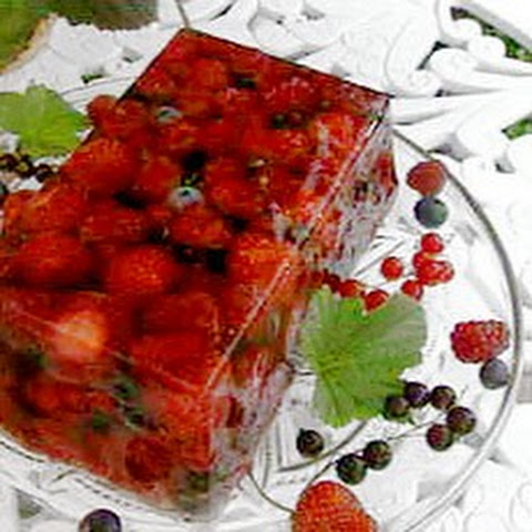 Terrine of Summer Fruits