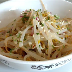 Korean Bean Sprouts