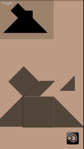 Matter - Simple Tangram Puzzle