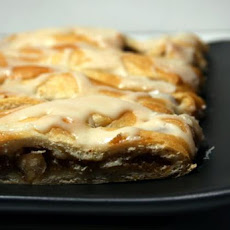 Pumpkin Chocolate Strudel