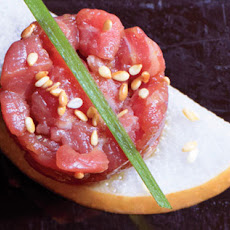 Korean Steak Tartare