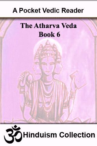 The Hymns of Atharvaveda - VI