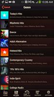 Screenshot of Mad Genius Radio