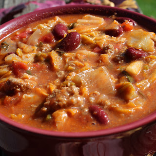 Hamburger Cabbage Soup Recipes