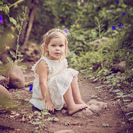 by Karen Winter - Babies & Children Child Portraits ( girl, karen winter, karen winter photography, children, faerie )