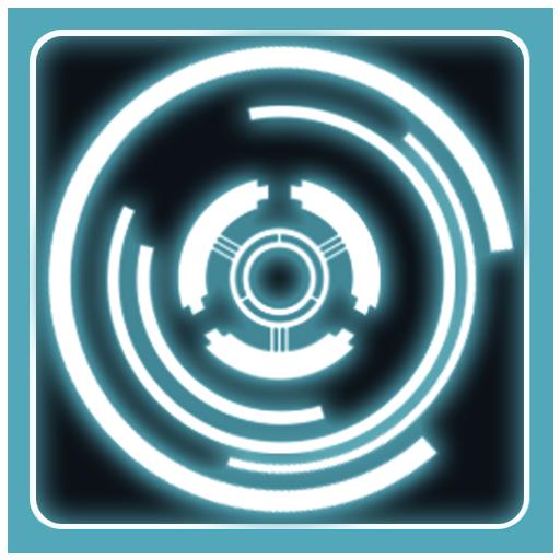 灼熱旋轉動態壁紙 個人化 App LOGO-APP試玩