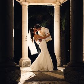 by Antonio Miše - Wedding Bride & Groom