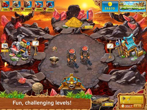 Farm Frenzy: Viking Heroes - screenshot