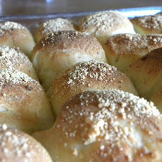 Garlic Cheese Rolls for Bread Machine