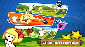 Screenshot of One Tap Hero