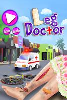 Screenshot of Leg Surgery Doctor
