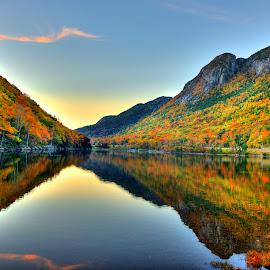 Foliage by Rahul Phutane - Landscapes Mountains & Hills ( rahulphutane, mountain, fall colors, foilage,  )