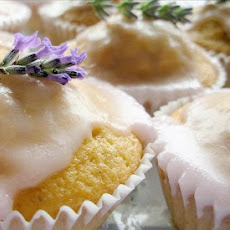 Pretty Little Lavender Fairy Cakes - Cupcakes