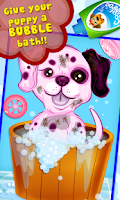 Screenshot of Pretty Puppy Salon