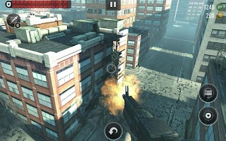 Screenshot of World War Z