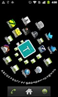 Screenshot of Spiral Launcher Demo