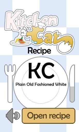KC Plain Old Fashioned White