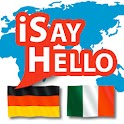 iSayHello German - Italian icon