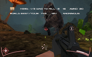 Screenshot of Dino Hunter